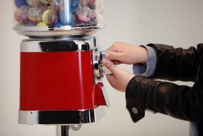 Spielzeugautomat für die Kleinen - Dr. Moroni