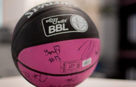 Partnerschaft mit den Baskets Bonn- Dr. Moroni